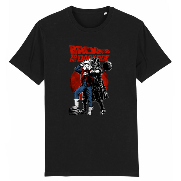 T-Shirt Homme Back To The Darkside - Billie Gio