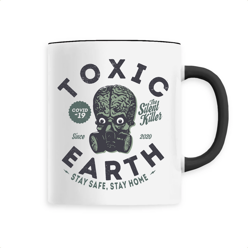 Mug Toxic Earth - Billie Gio