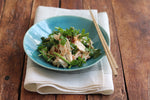 Watercress Salad with Oriental Marinated Chicken Breast