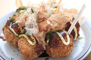 Load image into Gallery viewer, Yamaki Okonomiyaki & Takoyaki Hanakatuso 3.53 oz.