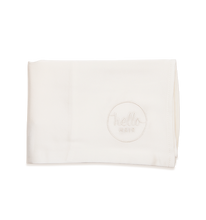 Load image into Gallery viewer, Hello Hair Pure Silk Pillowcase Ivory White