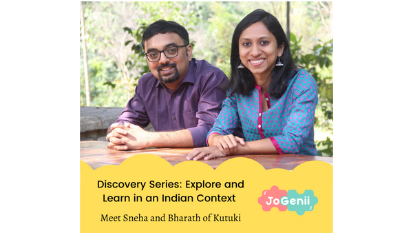 Indian Entrepreneur Discovery Series : Explore and Learn with an Indian context