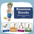 Hanuman Kreeda - Fun memory games with the Gods