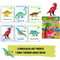 Dinosaur Gift Box - Activity Book with over 50+ activities