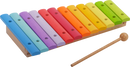 Colored Xylophone
