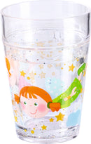 Glitter cup  Angel