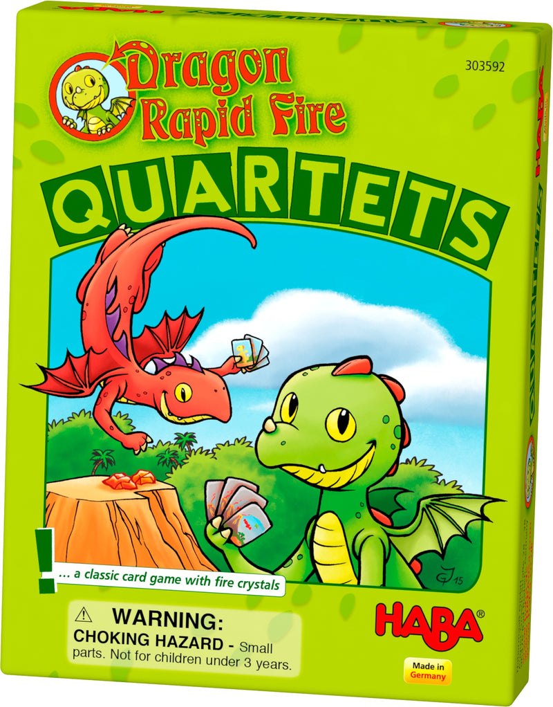 Dragon Rapid Fire – Quartets Game