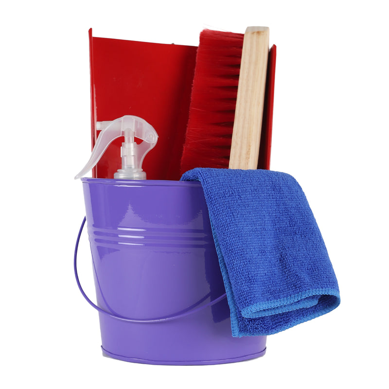 Little Helpers Squeaky Clean- Real Cleaning Kit for Kids