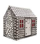 Log Cabin Play Tent