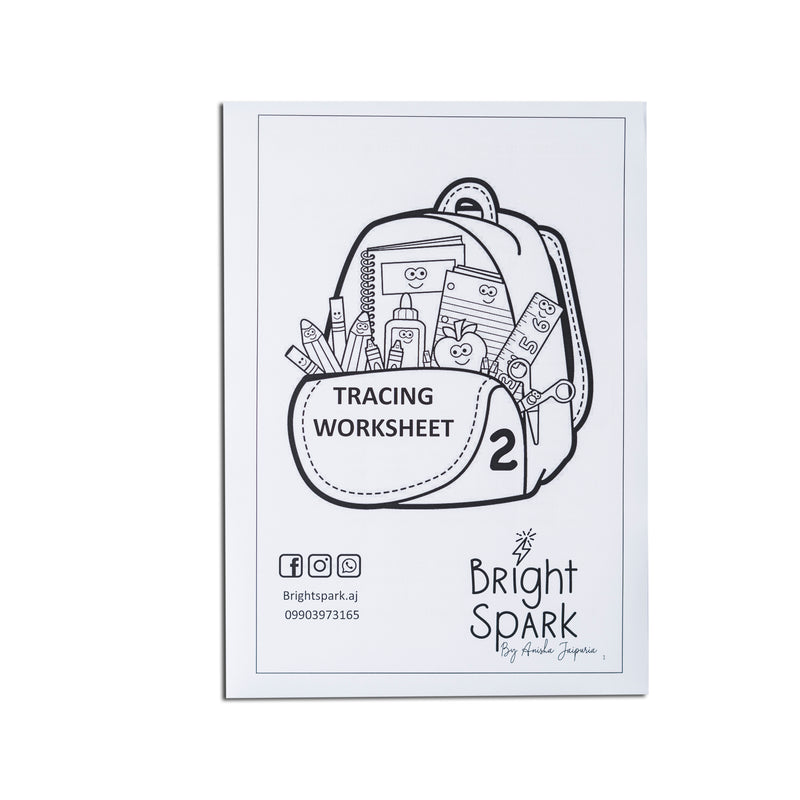 Tracing workbook set (90 sheets)/TCW
