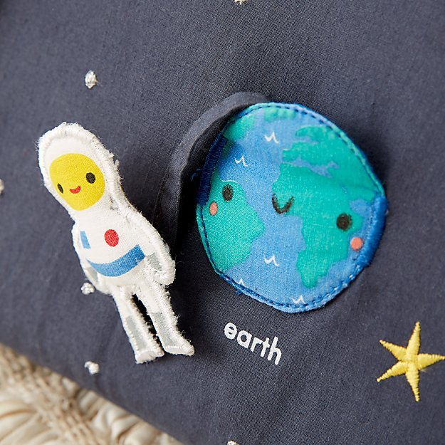 Space Tummy Time Toy