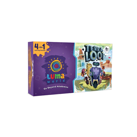 Terra Loop: All-in-One Educational Activity Kit (8+ yrs)