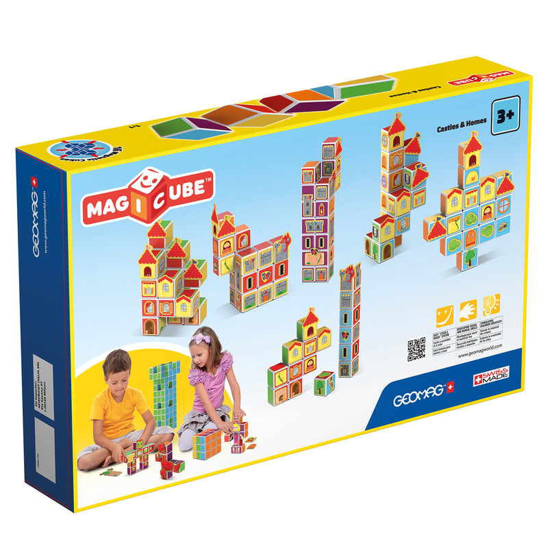 Geomag Magicube - Castle and Homes