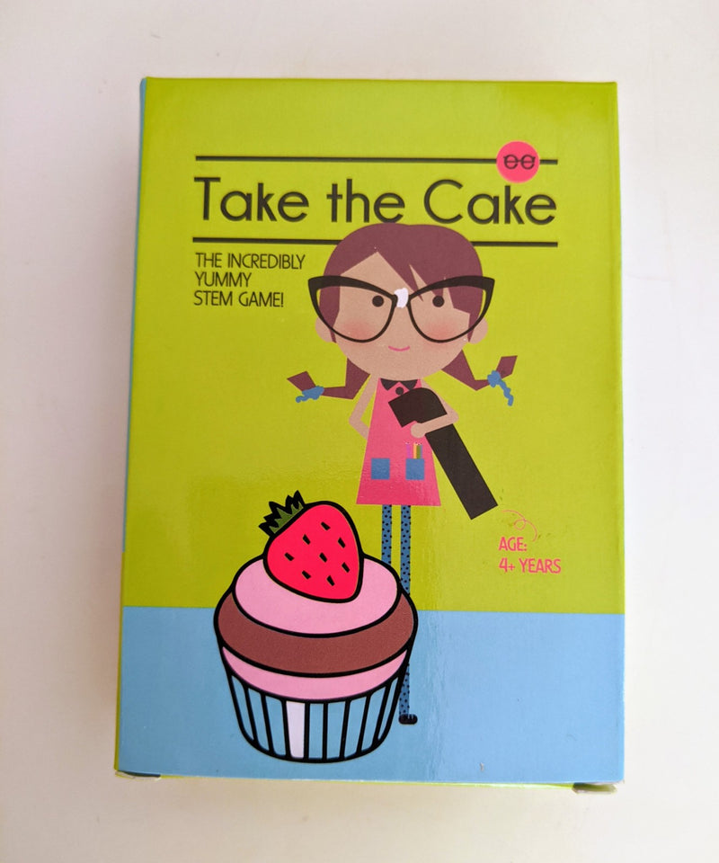 Take the Cake - Pack of 12