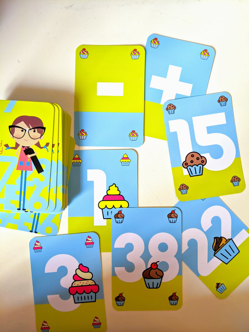 The Pretty Geeky Math Festive Combo of 2 STEM based math educational games