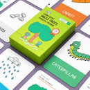 Uncle Tree Flash Cards