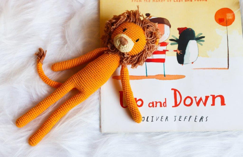 Leo the Lion | Crochet Toy