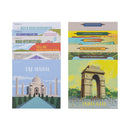 Indsight Cards - Monuments Series