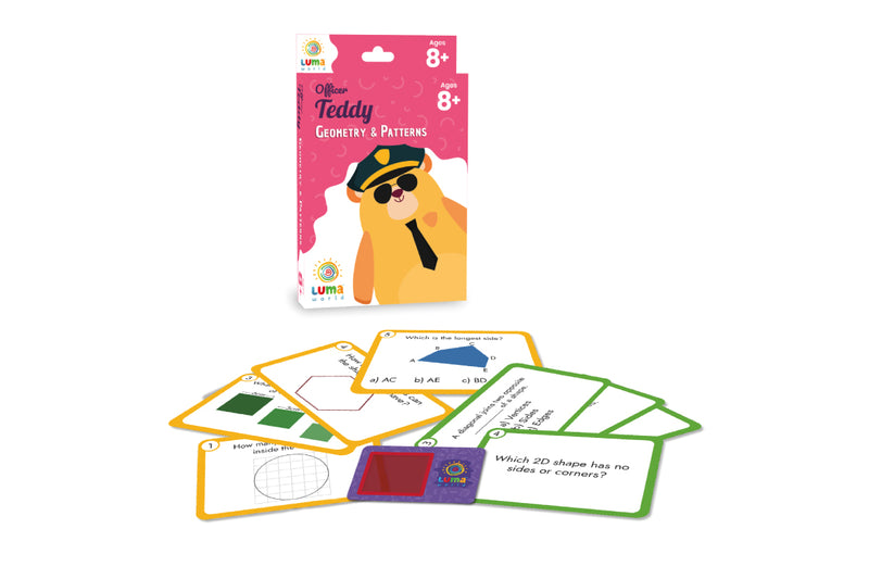 Officer Teddy Flashcards
