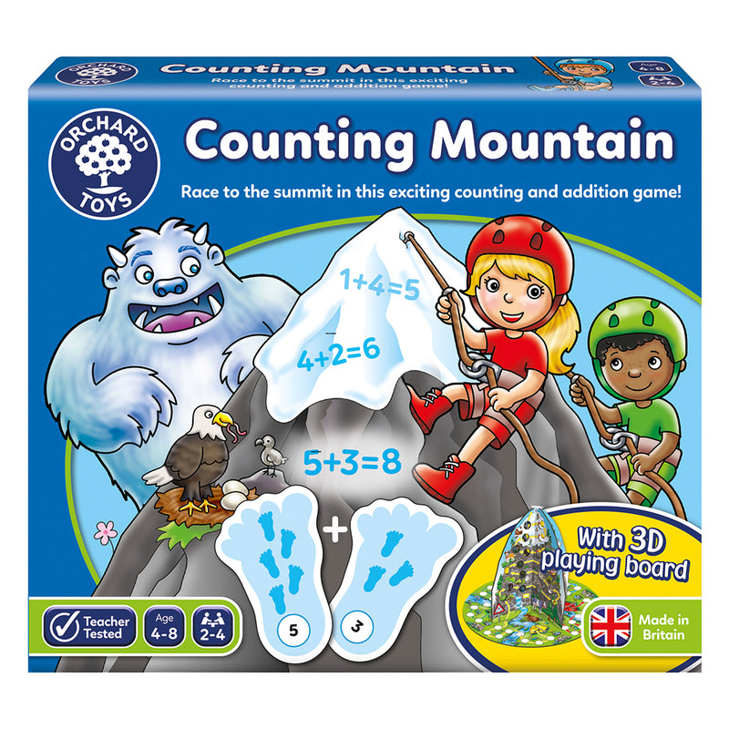 Orchard Toys - Counting Mountain