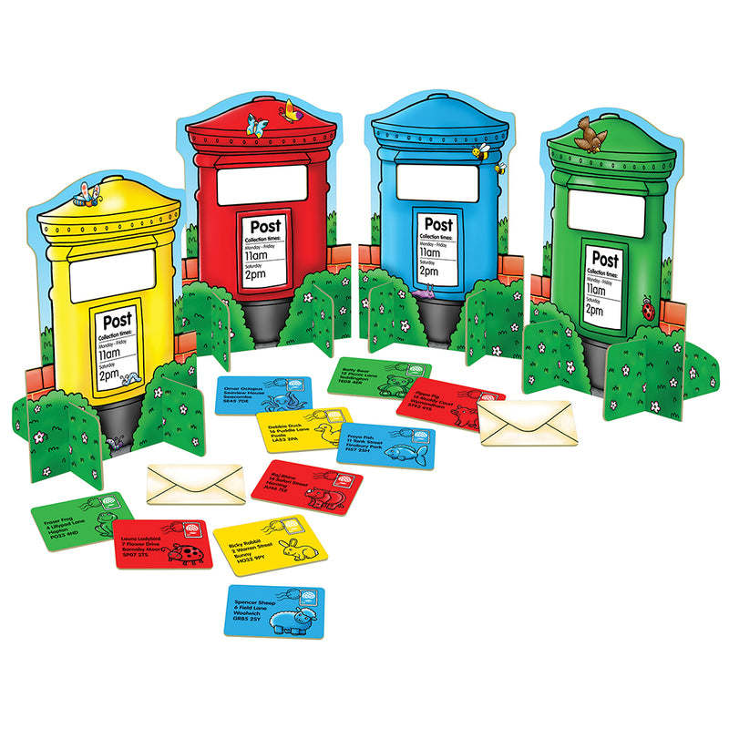 Orchard Toys - Post Box Game