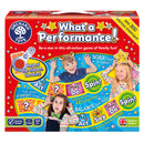 Orchard Toys - What a Performance