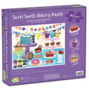 Peaceable Kingdom -  Scratch and Sniff Puzzle: Sweet Smells Bakery