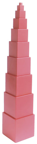 Haba's Pink Tower