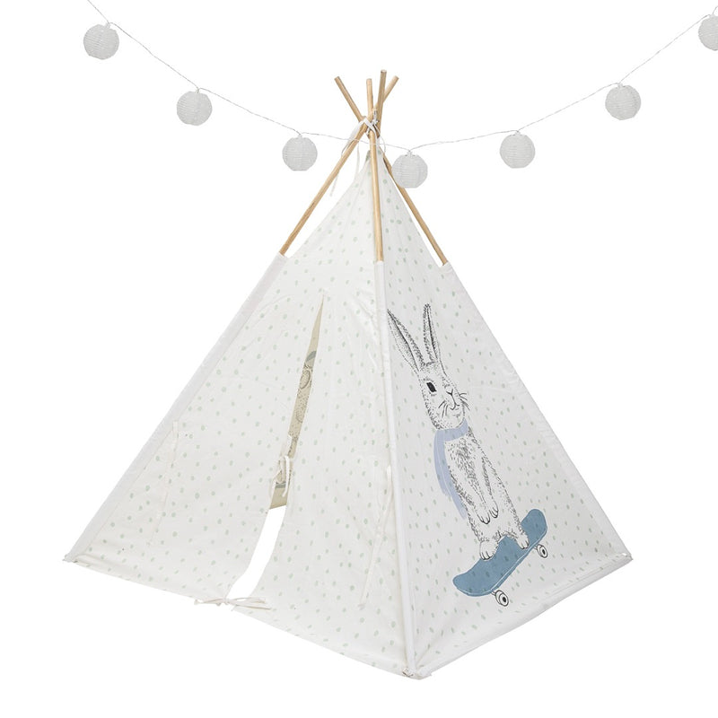Rabbit Teepee