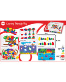 Rainbow Pebbles Activity Set (48 pebbles, 12 double-sided A4 size Activity cards)