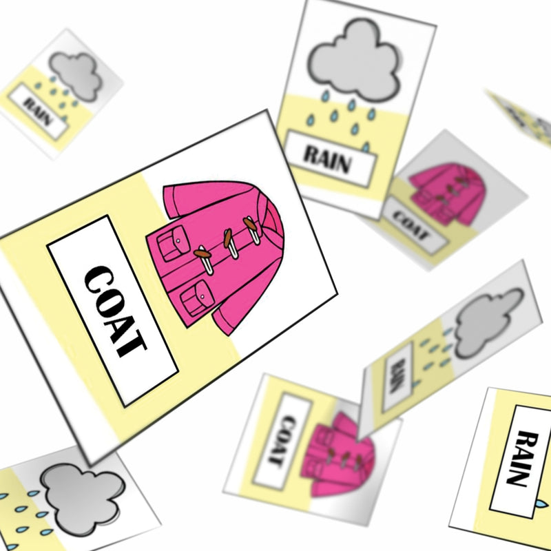 Combination Words Set 2- Box of 30 cards