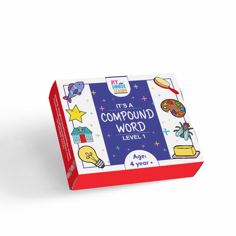Combination Words Set 1- Box of 30 cards