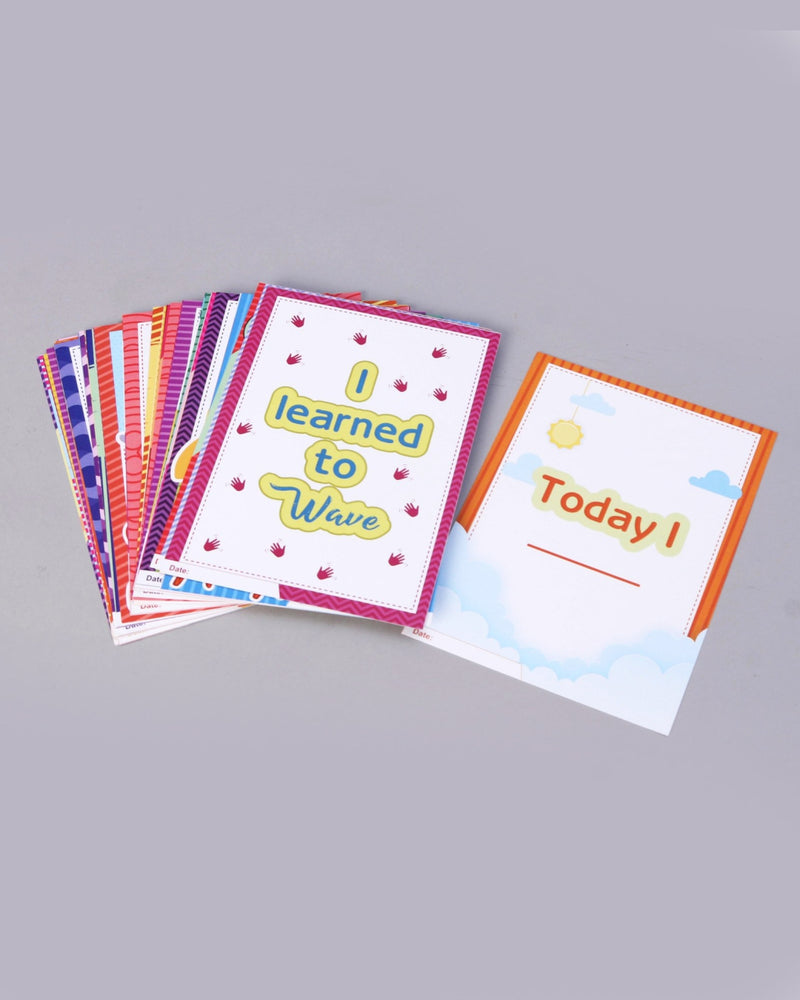 BABY MILESTONE CARDS-PERFECT FOR GIFTING NEW BORNS