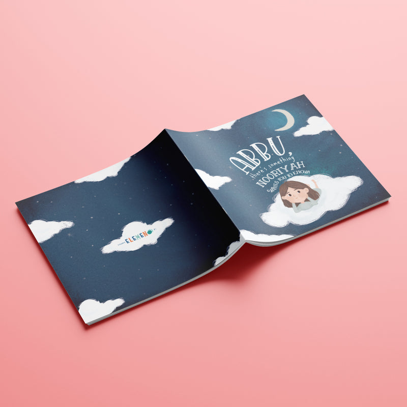 Personalized Story Book | There's something I want you to know