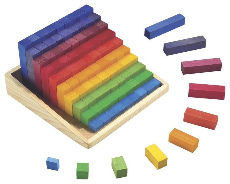 Step-Counting Blocks