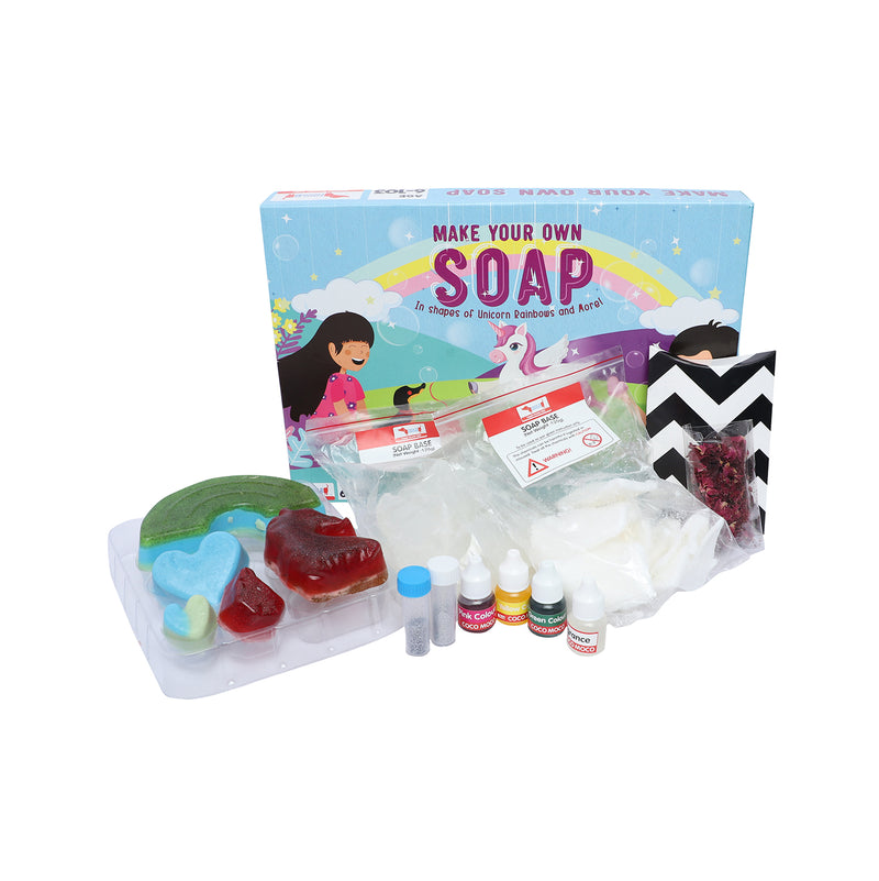 Unicorn Soap Making Kit