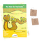 The Ride on a Snake - Workbook and 2 DIY keychains - 4 to 7 yrs