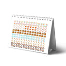 Kids Calendar 2021 with stickers