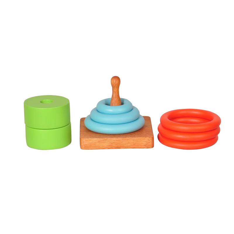 Stacker Set - Coloured