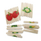 Vegetables and Fruits Popsicle Puzzles Combo (8 in 1)