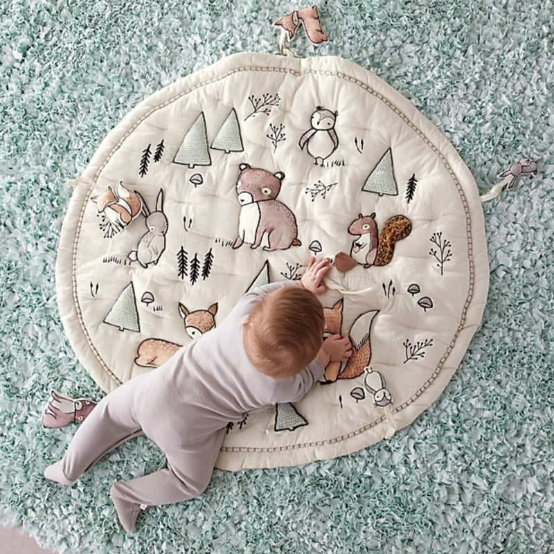 The Forest Baby Activity Mat