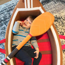 Role Play The Little Woodland Canoe