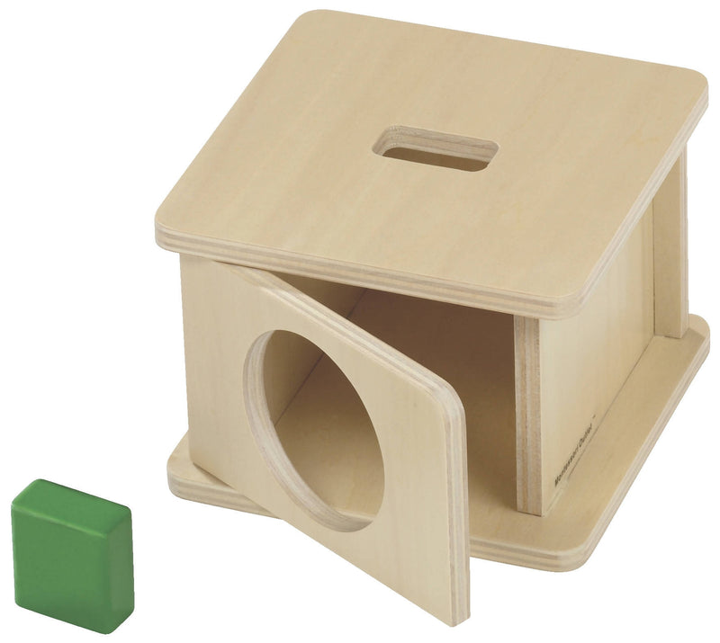Imbucare Box, Rectangular Prism