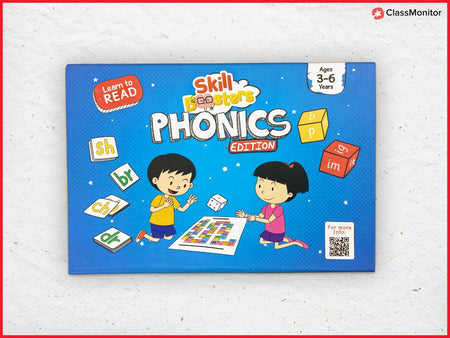 Skill Booster - 'Phonics Edition'