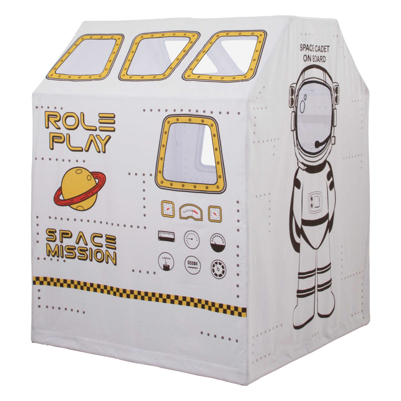 Role Play Deluxe Space Station Playhouse Tent