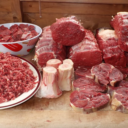 Beef, Burgers & Steaks Collection