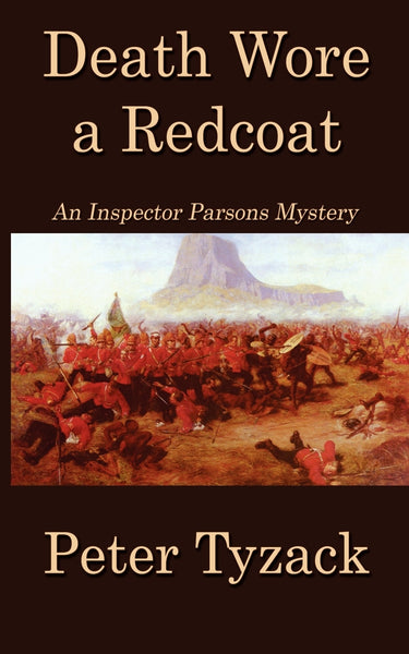 Death Wore a Redcoat