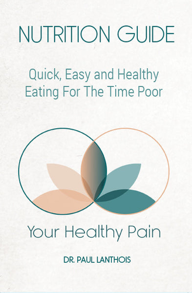 Your Healthy Pain: Nutrition Guide