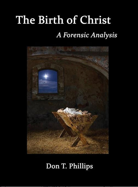 The Birth of Christ - A Forensic Analysis