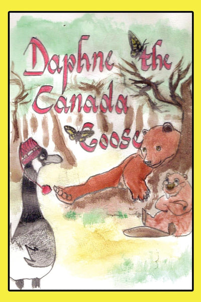 Daphne-The Misadventures of the Canada Goose